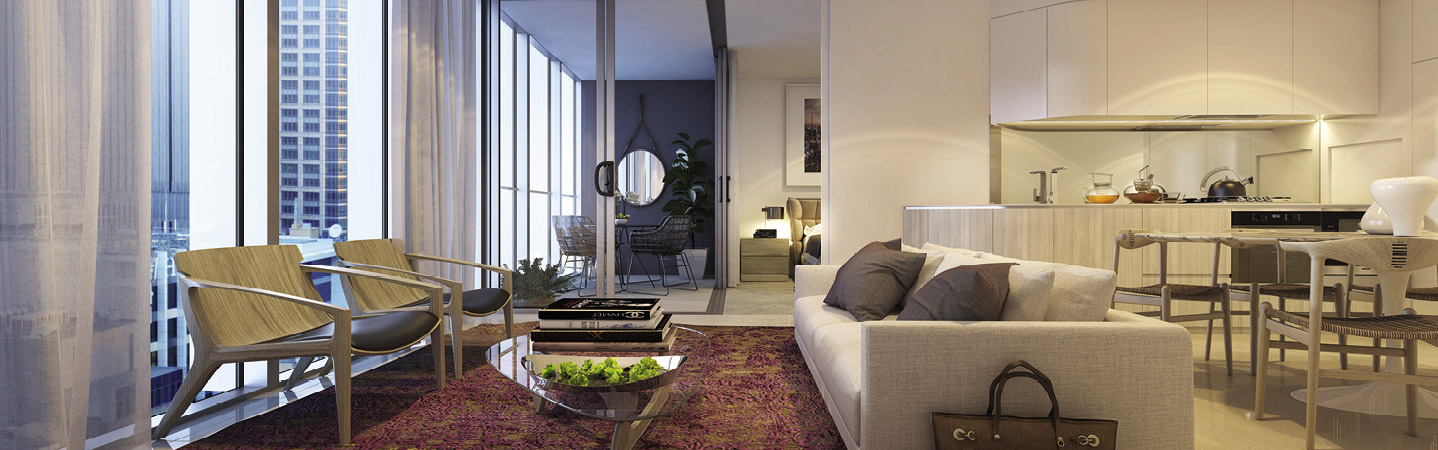Crown Sydney Luxury Apartments and Suites
